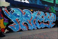 Priest (Alex Ellison) Tags: urban graffiti boobs priest graff eastlondon cbm