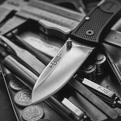 KA-BAR Dozier Folding Hunter (4062) (ma_ba) Tags: day steel knife dump every hunter blade knives pocket edc folder carry folding dozier kabar n 4062