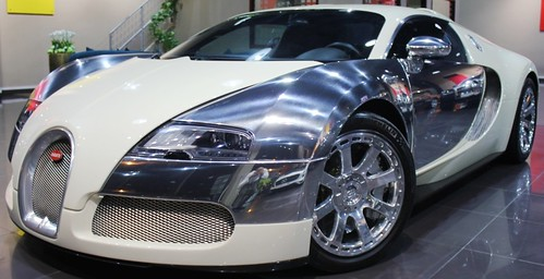 Bugatti Veyron L'Edition Centenaire