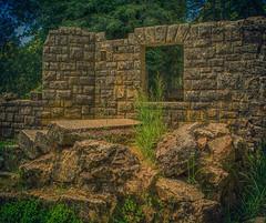 miller house ruins 14.jpg (susanm53@verizon.net) Tags: california window stone ruins steps mtmadonna millerhouse