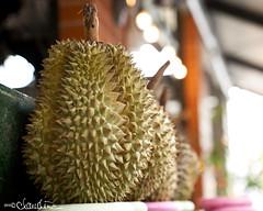 (by claudine) Tags: fruit thailand market bangkok culture nightmarket thai durian customs asiatique travelphotographyworldphotosuniquebyclaudine