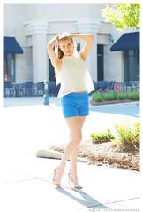 Emma - Soul Glow (jfinite) Tags: summer beauty fashion backlight model environmental portraiture shorts sheer