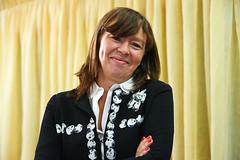 Teresa Leal Coelho em Abrantes