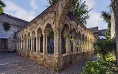 San Giovanni degli Eremiti (Fil.ippo) Tags: sangiovannideglieremiti church chiesa palermo sicilia chiostro cloister hdr d7000 sigma1020 filippobianchi filippo