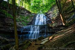 Sherman's Falls (AncasterZ) Tags: canada hamilton falls waterfalls shermansfalls