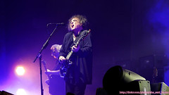 Robert in Vegas (she said boom!!) Tags: lasvegas thecure robertsmith thechelseatheatre