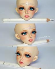 Commissions (Rakeru Space) Tags: make up bjd freckles fairyland sensei freckled soll rakeru minifee senseis rendia