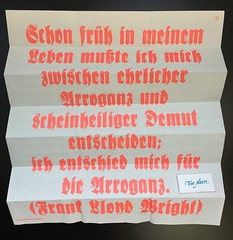:) (Albert-Jan Pool) Tags: textura franklloydwright blackletter volksbhne arroganz gebrocheneschrift gebrocheneschriften