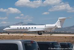 LGAV I 26.05.2016 I Gulfstream GV-SP (G550) I VP-BSI (onemoregeorge.frames) Tags: nikon may greece omg gulfstream ath bizjet 2016 lgav g550 d40x glf5 vpbsi onemoregeorge