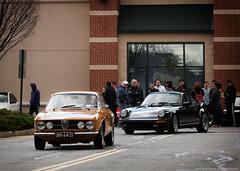Alfa Romeo Giulia (Jeff_B.) Tags: auto usa newyork classic cars car newjersey italian automobile 911 exotic porsche alfa 70s 1970 bergen 1970s alfaromeo caffe carrera exotics giula carscaffe carsanddecaf paramustownsquare