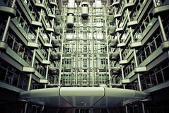 TomorrowLand (The Green Album) Tags: city berlin metal architecture modern contemporary science futuristic pods lifts