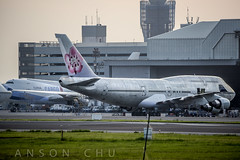 IMG_3407 (Anson CHS) Tags: airport aviation 330 350 airbus boeing 777 taoyuan 747 767 320 340 tpe cathaypacific spotter