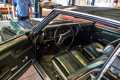 1972 Chevelle SS inside (kryptonic83) Tags: 1972 454ls6 chevelle ss oldcars