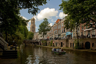 Utrecht - Oude Gracht