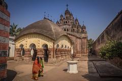 Ambika Kalna, Lalji Temple (Maria Dashkevich) Tags: cruise india kolkata ganga westbengal ambika hoogli kalna