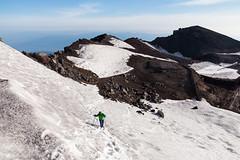 IMG_478620160612 (Zac Li Kao) Tags: mountain snow japan canon volcano fuji hiking hike powershot climbing crater fujisan g1x