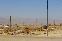 Bombay Beach, Salton Sea (rganeshraam) Tags: sea fish volcano sand mud dunes oxygen imperial deserted vally salton glamis