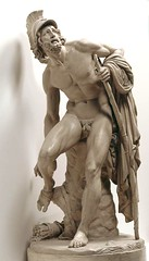 Philoctetes on the Island of Lemnos, 1852 // by Jean-Baptiste Carpeaux (mike catalonian) Tags: sculpture france male fulllength jeanbaptistecarpeaux xixcentury