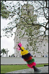 TOQUILLA (drlopezfranco) Tags: color church guatemala iglesia blessing recuerdo souvenir tradition tradicin baslica esquipulas chiquimula bendiciones toquilla bendicin