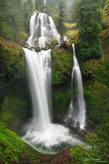 Falls Creek ([Chris Tennant]) Tags: chris nature water vertical canon landscape waterfall washington spring hike pacificnorthwest wa pnw tennant 5dmkiii christennantphotography