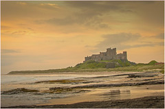 Early Light at Bamburgh Castle (cconnor124) Tags: light beauty landscape lowlight bamburgh canoneos soe bamburghcastle beautifulcapture shieldofexcellence canon24105lens canon760d