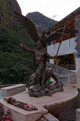 Pomnik Pachacuteca | Pachacutec sculpture