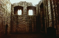 Warkworth Castle, Northumberland (Hipster Bookfairy) Tags: castle architecture