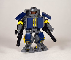 New Conglomerate MAX (Dyroth) Tags: war lego space military battle armor future guns weapons mech drone legoguns legomilitary legobattle newconglomerate planetside2 futuristicbattle futurisitcmilitary legoplanetside2