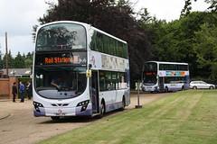 First Norwich, 36185 (BN12JYH) (Thomas O'Neill Transport Photos) Tags: 2 eclipse volvo first norwich wright gemini 36185 b9tl bn12jyh