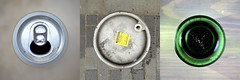 Overflowing with Vacuity (D.J. De La Vega) Tags: beer lager ale can bottle keg metal glass vessel circle nikon df 50mm f18 g fuji fujifilm x20
