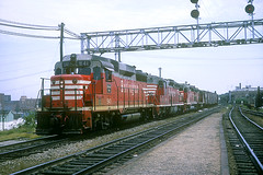 CB&Q GP30 941 (Chuck Zeiler) Tags: railroad burlington train aurora locomotive chz emd 941 gp30 cbq