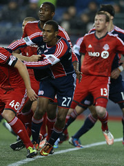 Jerry Bengtson vs. Toronto FC (nerevolution) Tags: soccer revs revolution approved mls majorleaguesoccer newenglandrevolution