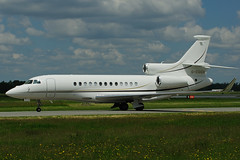 G-CGGN (TAG Aviation) (Steelhead 2010) Tags: greg falcon dassault bizjet yhm tagaviation falcon7x gcggn