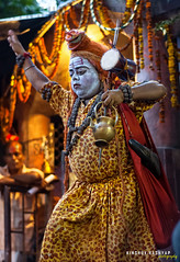 Taandav (Kashyap Kinshuk) Tags: india portraits temple hill shiva assam festivities guwahati mela tandava natrajan kamakhya nilachal taandav ambubachi ambubashi