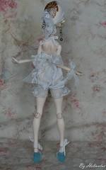 AntiK FabriKs by Heliantas: OOAK custom commission for Sibyll (heliantas) Tags: doll handmade ooak bjd kane commission nefer nexeven