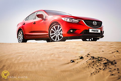 2014 Mazda 6 (Faisal Khatib) Tags: 6 photography dubai desert uae automotive mazda 2014 sigma50mmf28 canoneos5dmarkii
