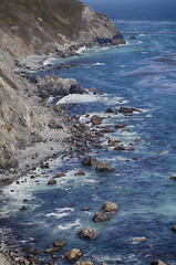 Big Sur HDR (bmiller912) Tags: ocean california color canon coast rocks bigsur centralcoast hdr montereycountyca