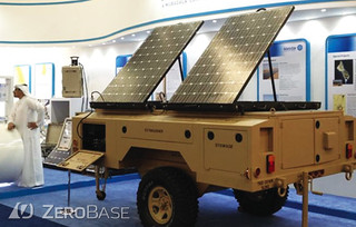 ZeroBase T-Series at IDEX Abu Dahbi UAE