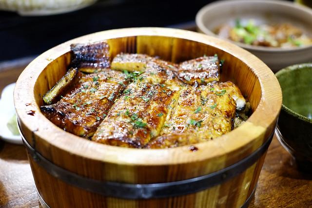 【美食】桶裝鰻魚飯。一桶三吃 - 張西西 - 痞客邦PIXNET