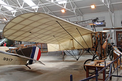 World's oldest airworthy aircraft (Graham Dash) Tags: aircraft planes shuttleworthcollection oldwarden gaang bleriotxi