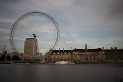 DSC01583 (Koibag) Tags: longexposure london towerbridge londoneye nex7 sigma19mm
