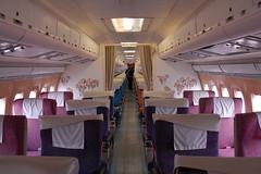 VC-10 G-ASGC BOAC First Class [1965] - Duxford 2012 (pix42day) Tags: interior duxford restored preserved seating firstclass 2012 1965 vc10 boac boaccunard vickerssupervc10 gasgc duxfordiwm type1151 thebritishairlinercollection