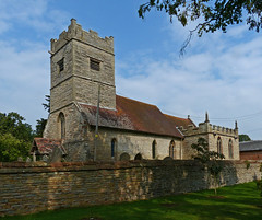 Spetchley, Worcestershire, All Saints. (CCT) (Tudor Barlow) Tags: summer england churches panasonic worcestershire listedbuilding cct parishchurch spetchley churchesconservationtrust gradeiilistedbuilding lumixfz200