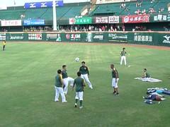 P1000667 (celeste_mer) Tags: 棒球 台南棒球場 2009年