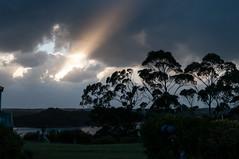 Spot Light in the Sky (MrBlackSun) Tags: oz australia tasmania aussie tas tassie strahan westtasmania mtfieldsnp