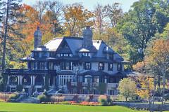 a dream home (Jwaan) Tags: lake newyork castle home rich dream upstate mansion wealthy scrapmetal mogul skaneateles fingerlakesregion