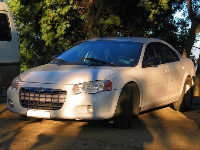chrysler sebring carspotting