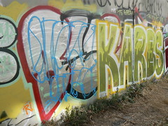 karbs (httpill) Tags: streetart art graffiti oakland tag graf karbs