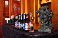 Medusa Bar Decor (BombshellPro) Tags: party classic halloween bar vintage dayofthedead corporate marketing scary florida trickortreat victorian haunted creepy spooky event entertainment fortlauderdale conference elegant scared medusa prop halloweenparty costumeparty hauntedhouse southflorida allsaintsday dcor specialevent allhallowseve eventplanning halloweendecoration halloweendecor holidaydecoration allsoulsday eventdesign bardecor partyplanning corporateevent holidaydcor sponsoredevent eventdecor americanhalloween scenograpy themedenvironment halloweendcor bombshellproductions bombshellpro