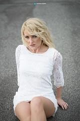 Melanie (Thomas Ruppel) Tags: portrait people oktober beautiful germany deutschland person model women photoshoot melanie blond blonde shooting frau mensch schn hbsch 2013